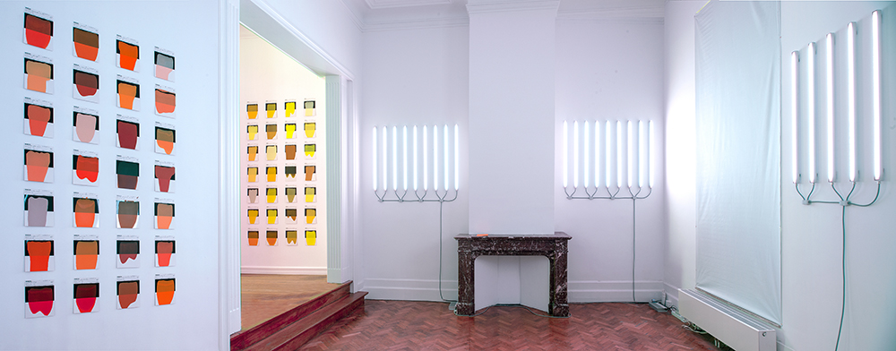 A White Room Without Yellow, 2018