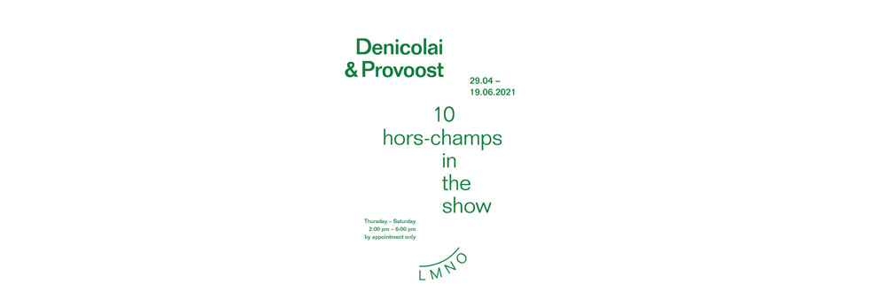 10 hors-champs in the show